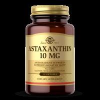Astaxanthin - Naturalna Astaksantyna 10 mg (30 kaps.) Solgar