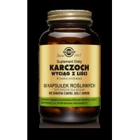 Artichoke Leaf Extract - Wyciąg z Liści Karczocha (60 kaps.) Solgar