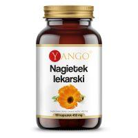Nagietek lekarski - 360 mg (90 kaps.) Yango