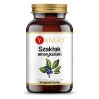 Szakłak amerykański - ekstrakt 330 mg (90 kaps.) Yango