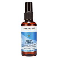 Sleep Better - Olejek do masażu/ Jaśmin + Drzewo sandałowe + Lawenda (100 ml) Tisserand