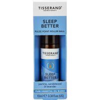 Sleep Better Pulse Point Roller Ball - Jaśmin + Drzewo sandałowe + Lawenda (10 ml) Tisserand