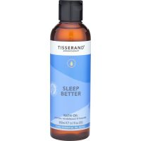 Sleep Better Bath Oil - Olejek do kąpieli/ Jaśmin + Drzewo sandałowe + Lawenda (200 ml) Tisserand