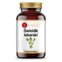 Świetlik lekarski - ekstrakt 370 mg (90 kaps.) Yango