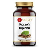 Korzeń Łopianu 410 mg (90 kaps.) Yango