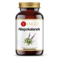 Niepokalanek mnisi - ekstrakt 10:1 450 mg (90 kaps.) Yango