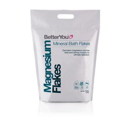Magnesium Flakes - Płatki Magnezowe do kąpieli (5 kg) BetterYou