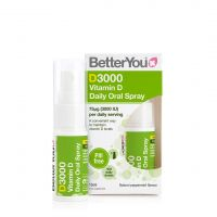 DLUX 3000 /cholekalcyferol/ 75 mcg - Witamina D w sprayu (15 ml) BetterYou