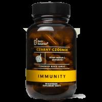 Czarny czosnek - Immunity Allium sativum 10:1 (90 kaps.) Boca Botanica
