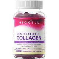 Beauty Shield Collagen - Hydrolizowany Kolagen + Astaksantyna + Witamina C (42 żelki) NeoCell