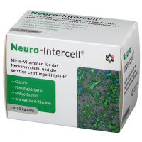 Neuro-Intercell - Wsparcie układu nerwowego (90 kaps.) Intercell Pharma