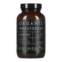 Wheatgrass Powder - Trawa pszeniczna w proszku (100 g) Kiki Health