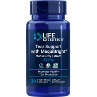 Tear Support with MaquiBright - Wsparcie produkcji łez (30 kaps.) Life Extension