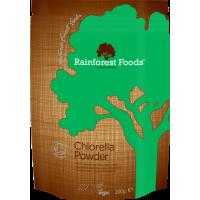 BIO Chlorella (200 g) Rainforest Foods