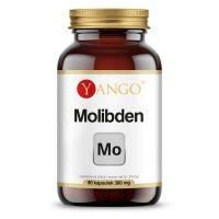 Molibden /Molibdenian amonu/ 400 mcg (90 kaps.) Yango
