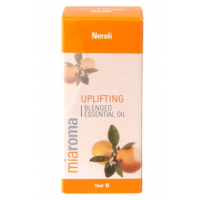 Olejek Migdałowy + Olejek Neroli - Miaroma Neroli Blended Essential Oil (10 ml) Holland & Barrett