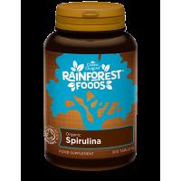 BIO Spirulina zielona (300 tabl.) Rainforest Foods