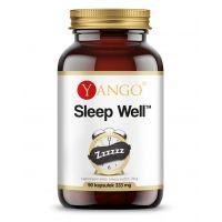Sleep Well - Ułatwia Zasypianie (90 kaps.) Yango