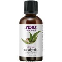 100% Olejek Eukaliptusowy - Eukaliptus (59 ml) NOW Foods