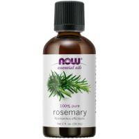 100% Olejek Rozmarynowy (Rosemary) - Rozmaryn (59 ml) NOW Foods