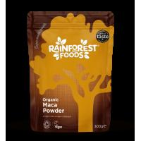 BIO korzeń Maca (300 g) Rainforest Foods