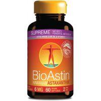 BioAstin Supreme - Astaksantyna 6 mg (60 kaps.) Cyanotech / Nutrex Hawaii