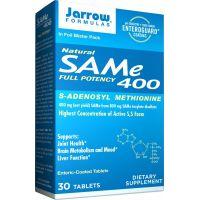SAMe - S-Adenozylo L-Metionina 400 mg (30 tabl.) Jarrow Formulas