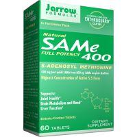 SAMe - S-Adenozylo L-Metionina 400 mg (60 tabl.) Jarrow Formulas