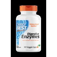 Digestive Enzymes - Enzymy Trawienne (90 kaps.) Doctor's Best