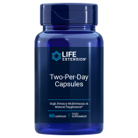 Two-Per-Day Capsules - Zestaw Witamin i Minerałów (60 kaps.) Life Extension