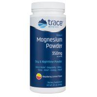 Stress-X Magnesium Powder - Magnez w proszku o smaku malinowo-cytrynowym (240 g) Trace Minerals