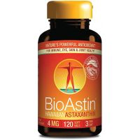 BioAstin Astaksantyna 4 mg (120 kaps.) Cyanotech / Nutrex Hawaii