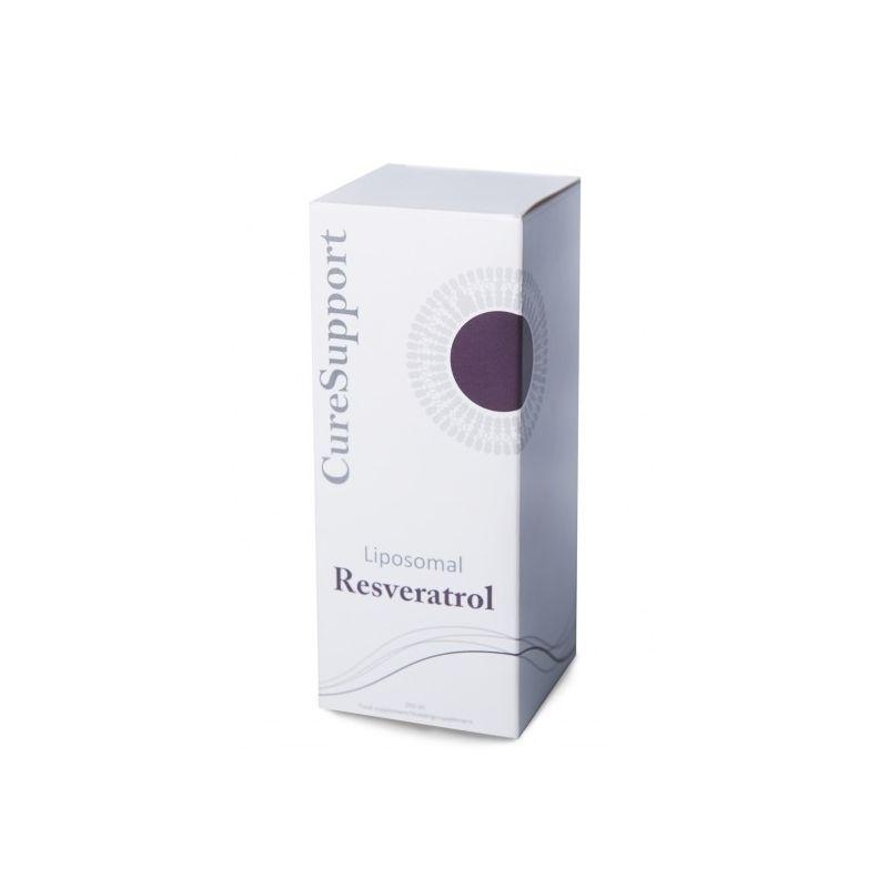 Resveratrol Liposomalny (250 ml) CureSupport