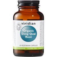 BIO korzeń Dong Quai Root 400 mg (60 kaps.) Viridian