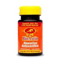 BioAstin Astaksantyna 12 mg (25 kaps.) Cyanotech / Nutrex Hawaii