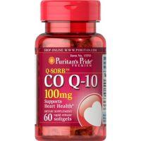 Koenzym Q10 100 mg (60 kaps.) Puritan's Pride