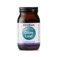 Olive Leaf - Liść Oliwny (90 kaps.) Viridian