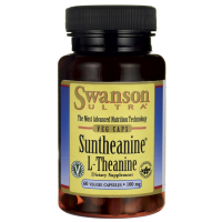 L-Teanina 100 mg (60 kaps.) Swanson