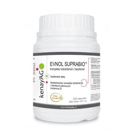 EVNol SupraBio kompleks Tokotrienole i Tokoferole - Witamina E (300 kaps.) ExcelVite
