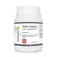 MegaNatural-BP ekstrakt z pestek winogron - 90% Polifenole (300 kaps.) Polyphenolics