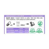 Tarczyca Bajkalska standaryzowana - 85% Bajkaliny (90 kaps.) Yango