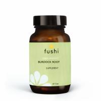 BIO Burdock Root - Korzeń Łopianu 480 mg (60 kaps.) Fushi