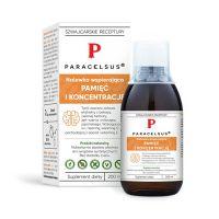 Paracelsus - nalewka Pamięć i Koncentracja (200 ml) Pharmatica
