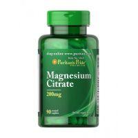 Magnesium Citrate - Cytrynian Magnezu 200 mg (90 tabl.) Puritan's Pride