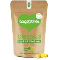 Omega 3 EPA + DHA - Olej z mikroalg (30 kaps.) Together