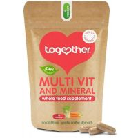 Witaminy i Minerały WholeVit (30 kaps.) Together