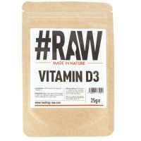 Naturalna Witamina D3 (25 g) RAW series