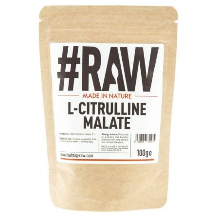 L-Citrulline Malate - Jabłczan L-Cytruliny (100 g) RAW series