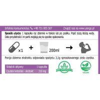 Czystek - Ziele Czystka ekstrakt 10:1 (90 kaps.) Yango