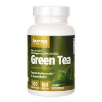 Green Tea - Zielona herbata 500 mg (100 kaps.) Jarrow Formulas